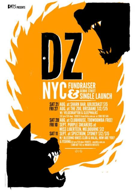 DZ NYC Tour