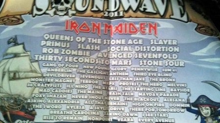 soundwave2011 poster leak